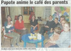 café des parents