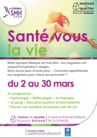 Santé vous la vie SMH-1